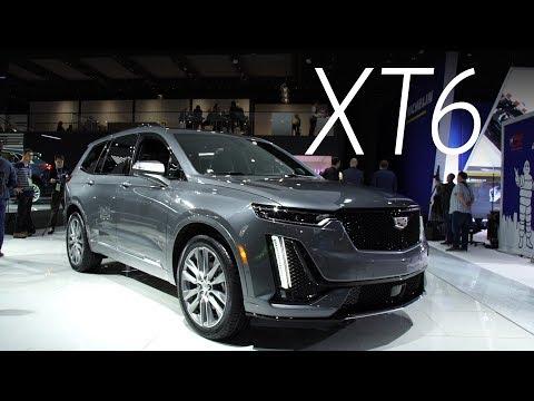 2019 Detroit Auto Show: 2020 Cadillac XT6 | Consumer Reports
