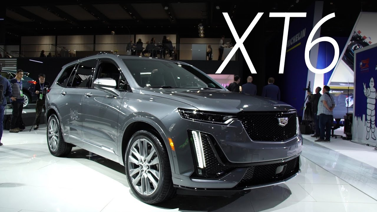 2019 Detroit Auto Show 2020 Cadillac Xt6 Consumer Reports Youtube