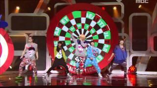 B1A4 - Beautiful Target - 비원에이포 - 뷰티풀 타겟, Music Core 20110917 thumbnail