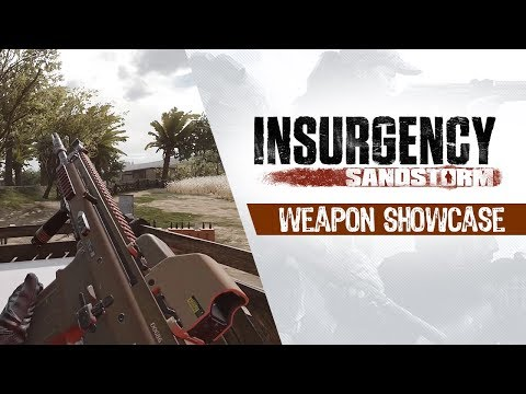 Insurgency: Sandstorm - Weapon Showcase | Mk 17 Mod 0