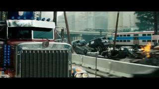 Transformers 3- Dark of The Moon,Final Battle Schene Part1,in Full HD Blue Ray