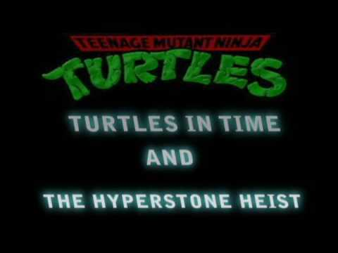 SGB Review - TMNT IV: Turtles in Time & The Hyperstone Heist