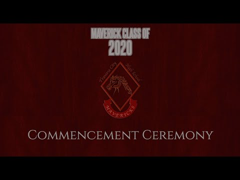 2020 Traverse City High School Commencement Ceremony