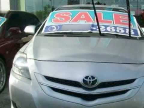 2008 Toyota Vios on Sale!