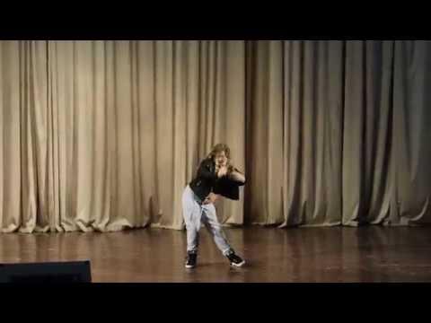 """Kostenko Anastasia New Year concert of the Oriental Dance School """"Royal Dance"""", 27 December 2017"""