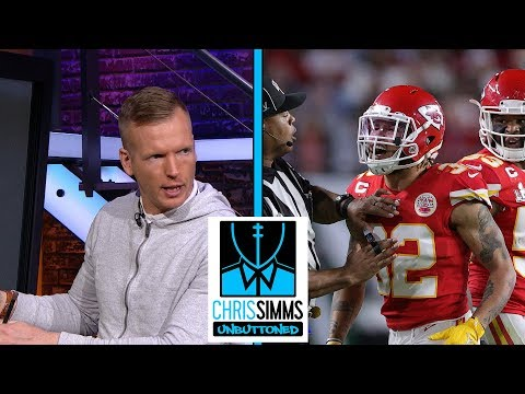 Super Bowl 2020: How Chiefs' pass defense secured win vs 49ers   Chris Simms Unbuttoned   NBC Sports