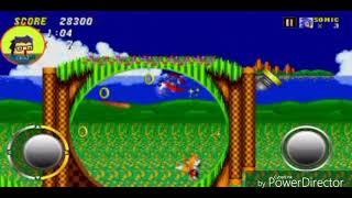 Моё первое видео! Sonic 2 прохождение #1