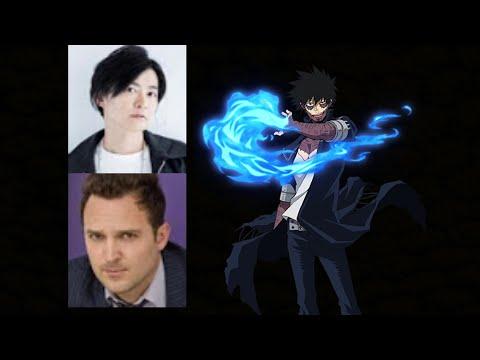 Anime Voice Comparison- Dabi (My Hero Academia) - YouTube