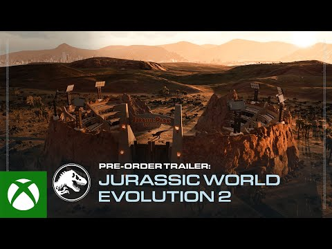 Jurassic World Evolution 2 выходит 9 ноября, на Xbox стартовали предзаказы