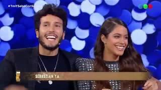 Entrevista Completa Tini Stoessel y Sebastian Yatra- Susana ...