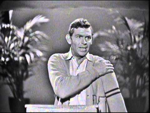 Andy Griffith  The Discovery of America