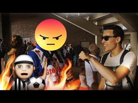 """SC Heerenveen FAN wil """"CAMBUUR FAN"""" een KLAP geven?!"""
