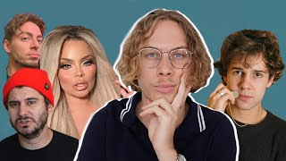 Trisha Paytas Calls Out David Dobrik & AB From The H3 Podcast