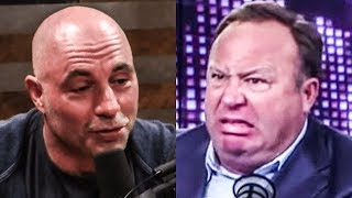 Alex Jones Launches Full Scale War On Joe Rogan