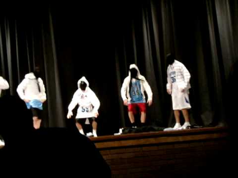 MR.FTHS Dance! Joey, Mike, Steve, K web, and Devine!