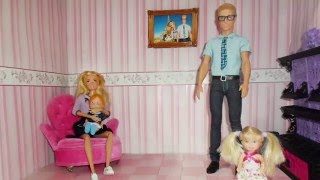 Como fazer a sala da casa de boneca de papelão para Barbie - Monster High - Artes da Erlania