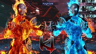 Killer Instinct Cinder Gameplay Footage - Online Match 24 - Xbox One - Season 2