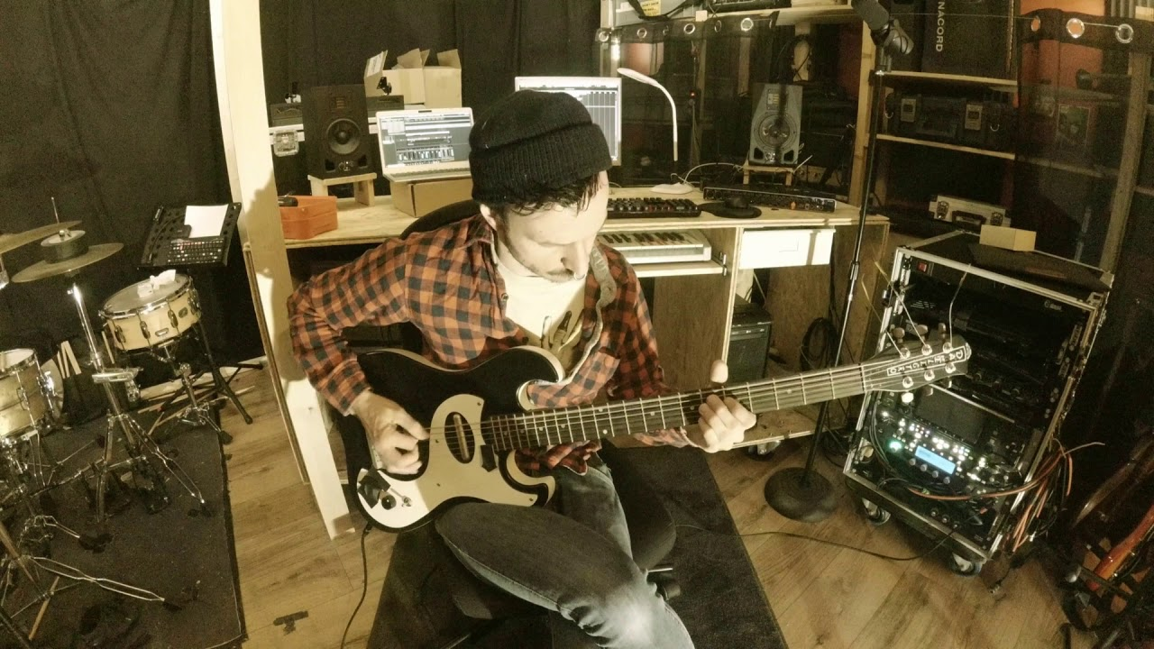 The Hirsch Effekt - ALLMENDE Guitar Playthrough