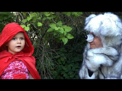 LITTLE RED RIDING HOOD - Children's Story!! BEST EVER!! SO CUTE!