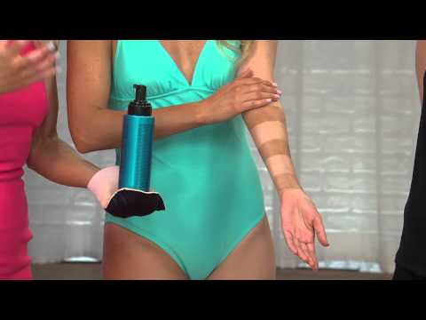 St. Tropez Deluxe Self Tan Express Mousse with Stacey Stauffer