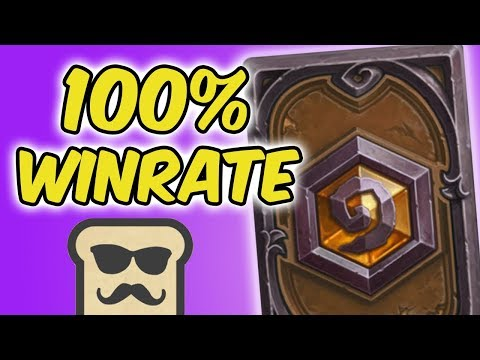 Thumbnail: 100% WINRATE TO LEGEND | QUEST MAGE GOD | HEARTHSTONE | DISGUISED TOAST (feat. Pathra)