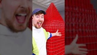 World's Largest Cup Tower