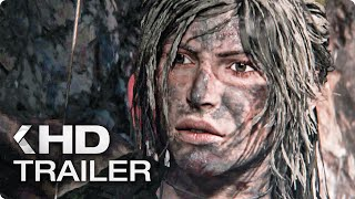 SHADOW OF THE TOMB RAIDER Trailer German Deutsch (2018)