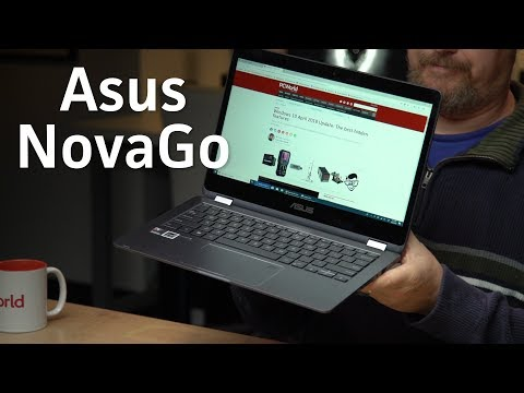 Asus NovaGo Review: Awesome battery can't quite overcome mediocre performance