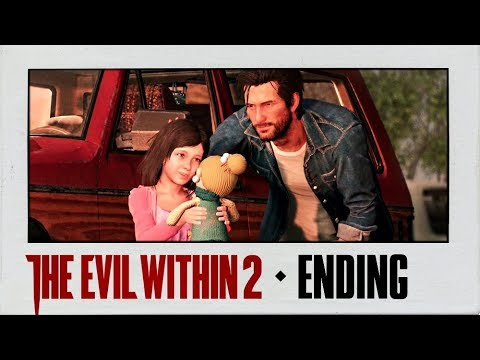 THE EVIL WITHIN 2 ENDING · Chapter 17: A Way Out | PS4 Pro Gameplay