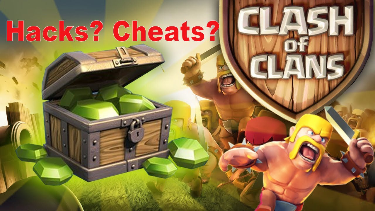 Clash of Clans Hack - Free Unlimited Gems & Gold Generator ...
