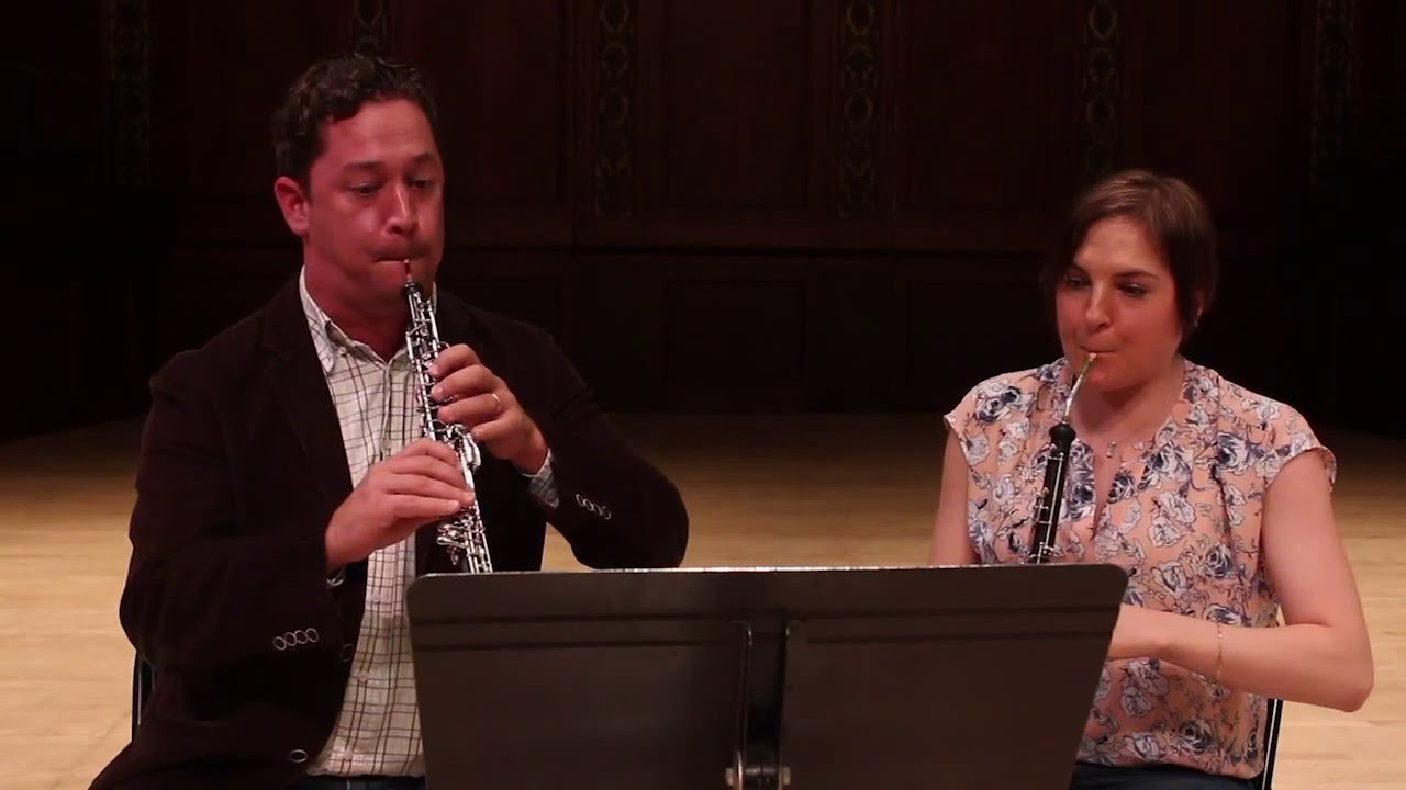 Mini Of Rochester >> Oboe vs. English Horn with RPO musicians - YouTube