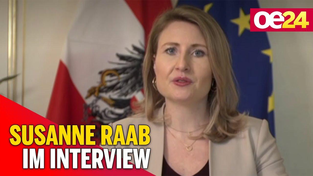 Fellner! LIVE: Susanne Raab im Interview