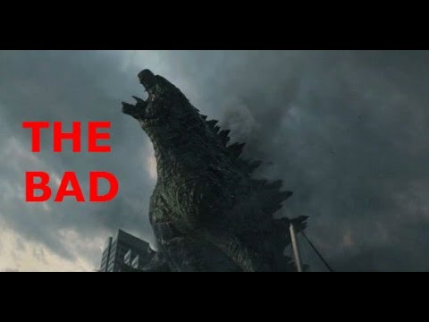 the good amp bad of godzilla 2014 part 2 the bad youtube