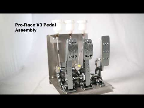 obp Motorsport V3 Pedal Box Assembly