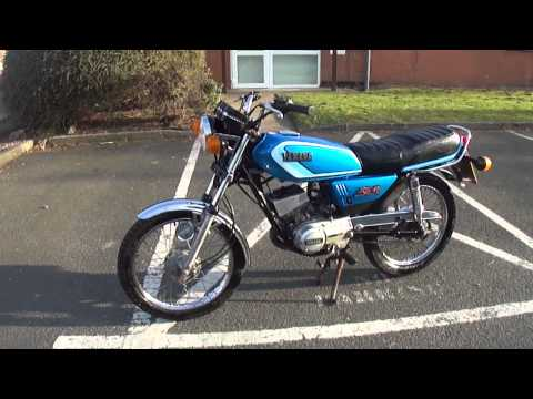 1992 YAMAHA RXS100 RXS 100 2-STROKE VGC SUPERB 75MPH+ LEARNER LEGAL TAX & MOT V5