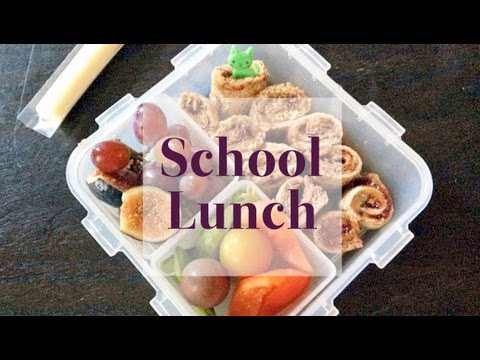 Back-to-School Lunch Ideas: Ditch the Sandwich Bread | HuffPost Life