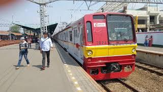 ジャカルタに行った日本の電車メトロ7000系