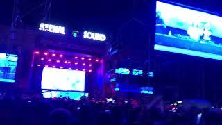 Échale la culpa al alcohol Nicky Jam, Steve Aoki Arenal Sound 2018