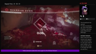 Wicked Stream: destiny 2 But why Though vs leviathan, Raid Lair thumbnail