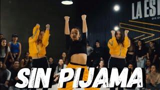 SIN PIJAMA - Becky G ft Natti Natasha | Choreography by Nicole Conte