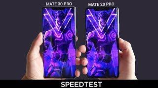 Huawei Mate 30 Pro vs Huawei Mate 20 Pro - Speed Test, Speakers, Face Unlock, ANTUTU & Cameras!