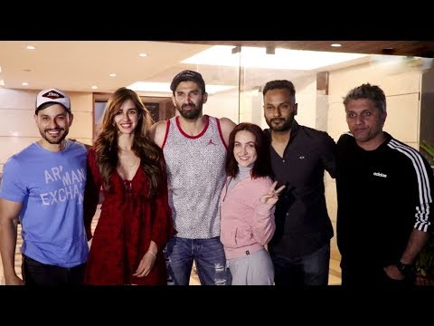 Malang Success Party With Disha Patani, Aditya Roy, Elli Avram, Kunal Khemu & Mohit