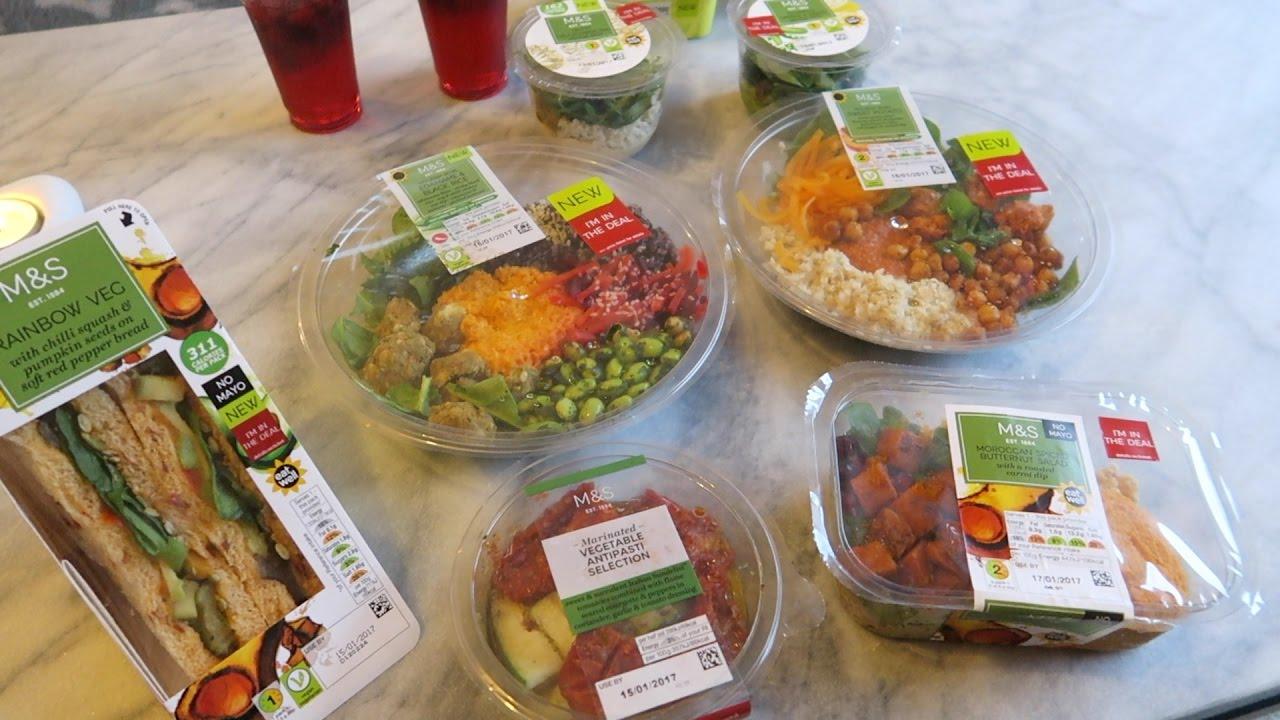 New Ms Vegan Options Taste Test