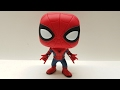 Spider Man Homecoming SPIDER MAN Funko Pop Review mp3