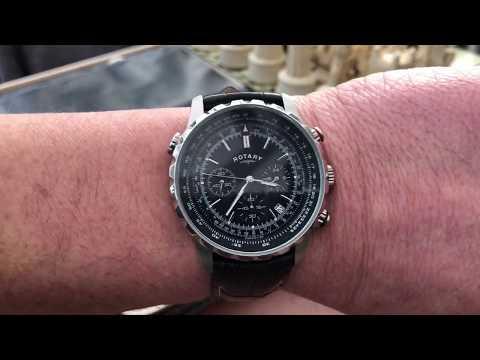 2 Min Watch Review - Rotary Chronograph (Aquaspeed)