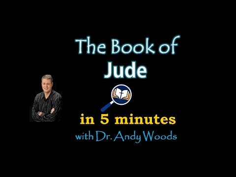 The Book of Jude in 5 minutes!
