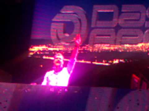 Dash Berlin - You never said - SixFlags México 2012