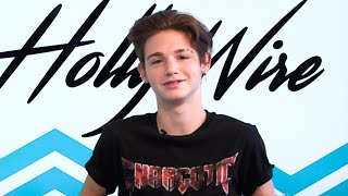 Payton Moormeier Talks About 'Habits' & Answers Fan Questions! | Hollywire