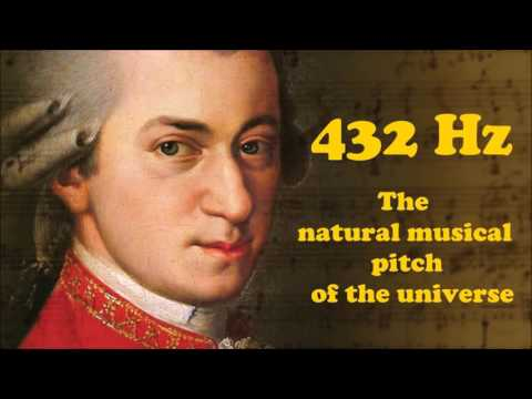 Best of Mozart 432 Hz HiFi 320 kbps