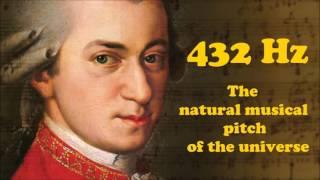 Best of Mozart 432 Hz HiFi 320 kbps